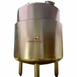 500L Steam Jacketed Vessels