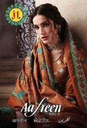 JT Aafreen Vol 3 Cotton Printed Dress Material Catalog
