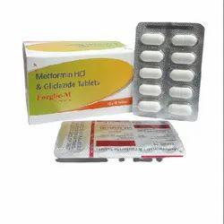 Metformin 500 Mg Gliclazide 80 Mg