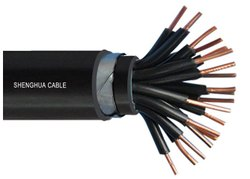 Polycab 15 Mtr Unarmoured Control Cables, For Industrial