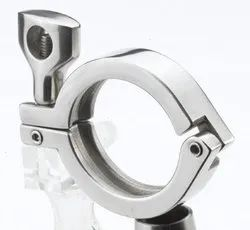 SS Pipe Clamps