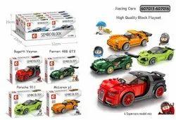 Racing Car High Quality Lego  Block Platyset Toy