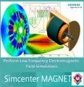 SIMCENTER - MAGNET - Software For Performing  Low Frequency Electromagnetic Field Simulations