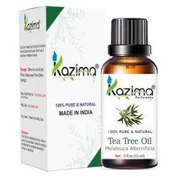 KAZIMA 100% Pure Natural & Undiluted Tea Tree Oil