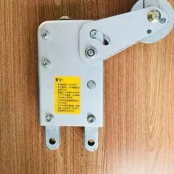 Suspended Platform Safety Lock