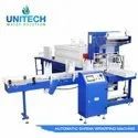 Semi Automatic PET Bottle Shrink Grouping Machine