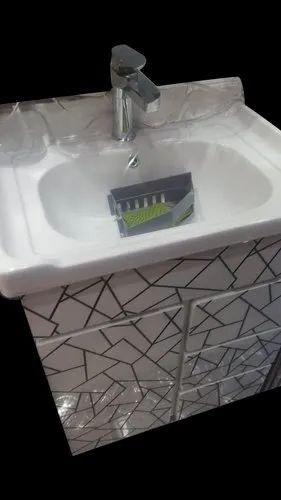 Ceramic Bathroom Vanity Cabinets Size 18 X 23 Inch Rs 6500 Piece Id 21975472373