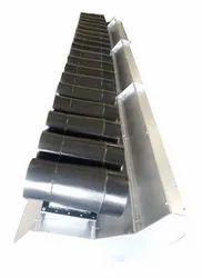 Stainless Steel Drum Internals