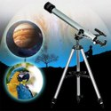 Fotocart 60AZ Refractor Telescope, Astronomy Telescope, 525X Power Telescope, Beginner Telescope