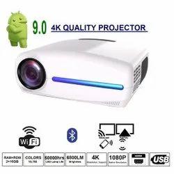 TS -Super 20a+  Smart Projector 4k Play