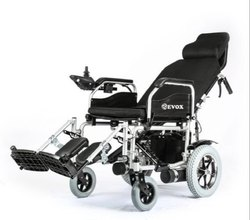 Evox Reclining Power Wheelchair Evox WC 104