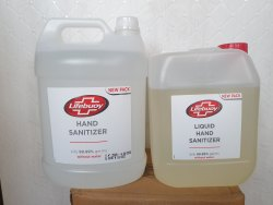 Lifebuoy Hand Sanitizer 5 Litre