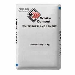 White Portland Cement, 50+- 1% Kg