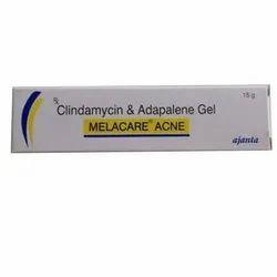 Melacare Acne Gel ( Clindamycin + Adapalene )