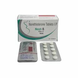 Norethisterone 5 Mg Tablets