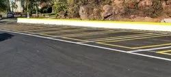 Thermoplastic Parking Lot Marking Services