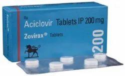 Zovirax Medicine 200 Mg Cap