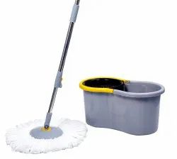 Esquire, Spin Mop With Easy Wheels