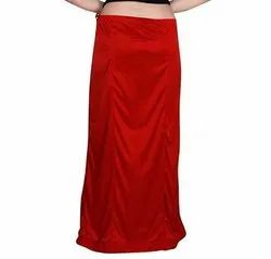 44 Inch Red Polyester Lining Fabric