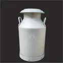Aluminium Milk Cans 40 Ltr