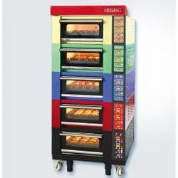 SM-905C Asian Classical Electric Oven