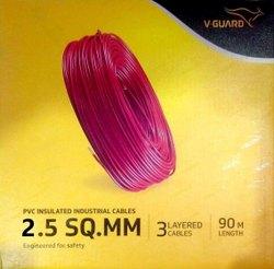 V Guard Wire, Wire Size: 1.0sqmm To 250sqmm