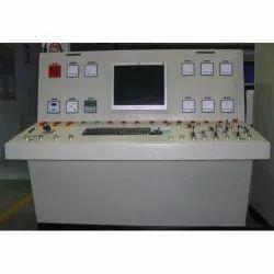 3 Hp Mimic Control Panel