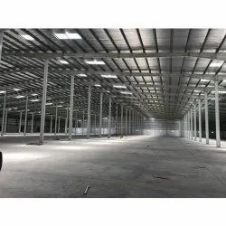 Steel Prefabricated Warehouse Services