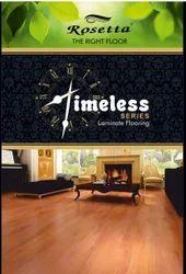 ROSETTA Laminated Wooden Flooring, Finish Type: Matte, Thickness: 8mm