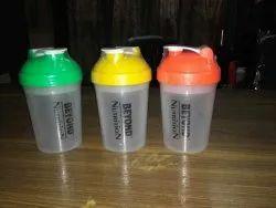 500 Ml Plastic Gym Shaker  Bottle