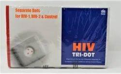 HIV Tridot Rapid Test Kit