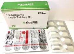 Cefuroxime 250mg Tablet