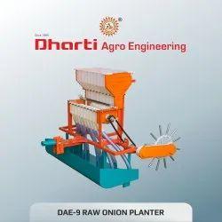 9 Raw Ox Driven Onion Planter