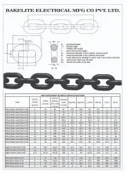 High Tensile Alloy Steel chain sling