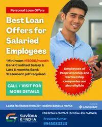 Bank Salaried Home Loan