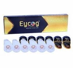 Daily Wear Soft phemfilcon Eycog Colored Contact Lens