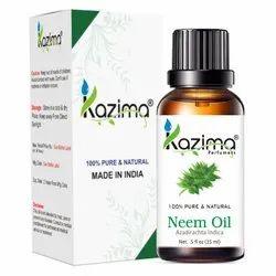 Kazima Neem Oil - 100% Pure Natural & Undiluted Essential