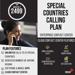 VoIP International Services - Special Countries Enterpricee Plan, For Unlimited, in Pan India