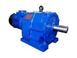 Agnee Cast Iron Inline Helical Geared Motor, For Industrial
