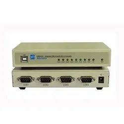 USB to 4-port RS-232 converters