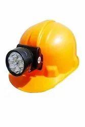 PVC Torch Helmet