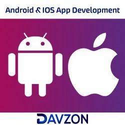 在线Android和iOS应用程序开发服务