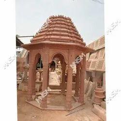 Temple Stone Chhatri