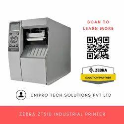 Zebra ZT510 Industrial Label Printer
