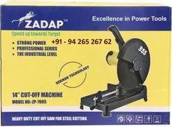 Zadap Cut Off Machine 355mm Chop Saw Metal Cutter