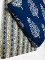 Sanganeri Hand Block Printed Fabric