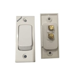6A Polycarbonate Electric Switch