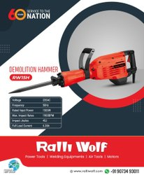 RW 15H Demolition Hammer