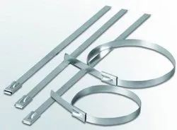 S.S. Cable Tie coated & Uncoated