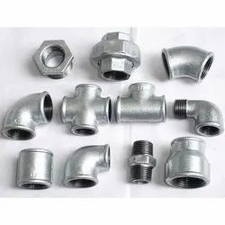 SS Threaded Pipe Fittings, Elbow